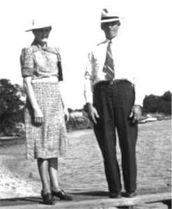Momma and Daddy 1940
